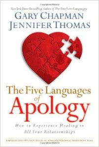 5 languages of apology