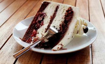 cake - black forest