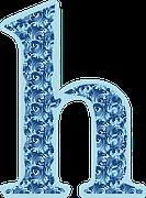 letter-h